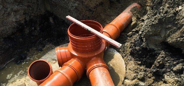 Budowa ścieków kanalizacyjnych