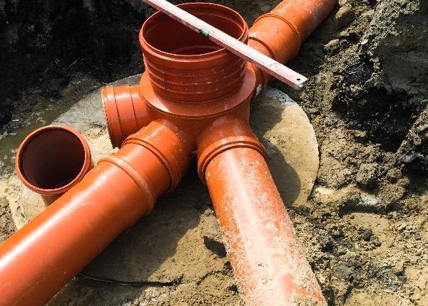 Budowa sieci kanalizacji